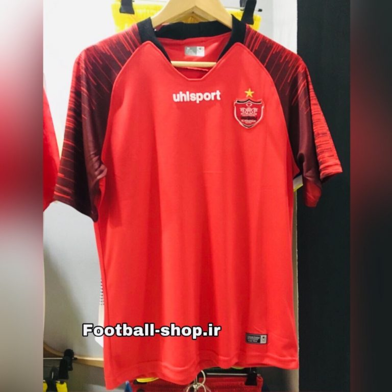 پیراهن اول اورجینال درجه یک 1398-1399 پرسپولیس-بی نام-Uhlsport