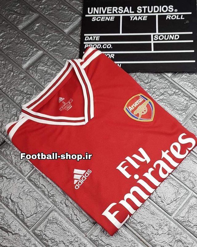 پیراهن اول اورجینال 2019-2020 آرسنال-بی نام-Adidas