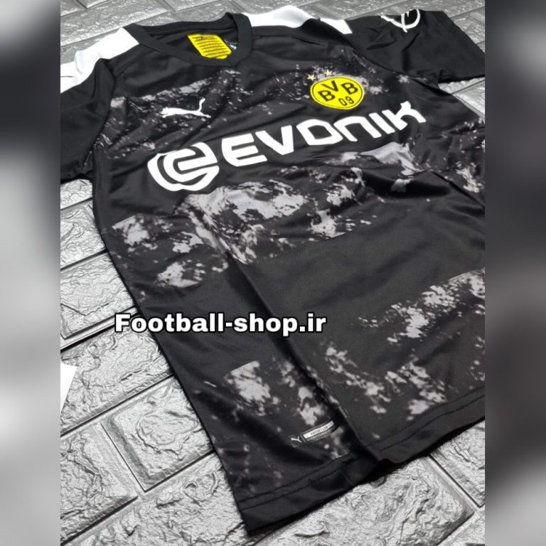 پیراهن دوم اورجینال درجه یک 2019-2020 دورتموند-بی نام-Puma