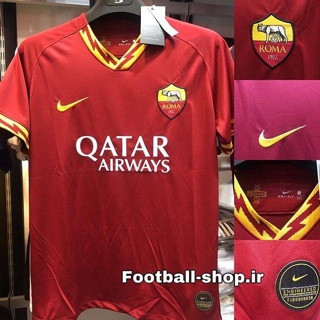 پیراهن اول اورجینال 2019-2020 رم-بی نام-nike