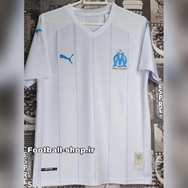 پیراهن اول اورجینال درجه یک 2019-2020 مارسی-بی نام-Adidas