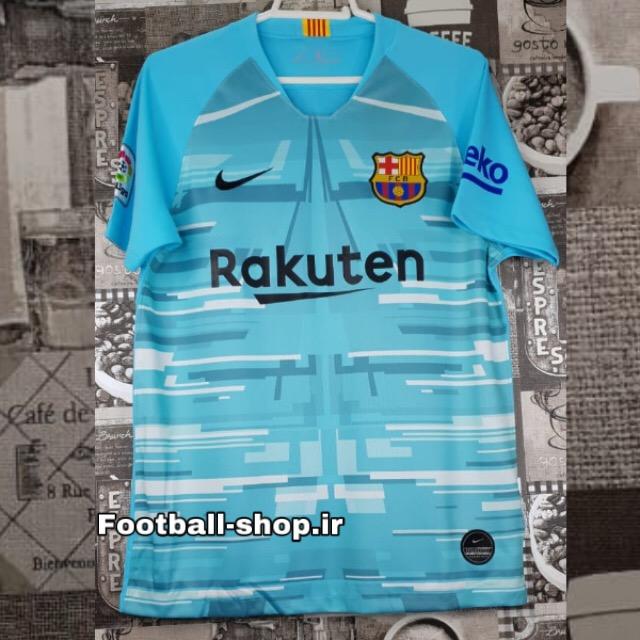 پیراهن گلری اورجینال 2019-2020 بارسلونا-بی نام-NIKE