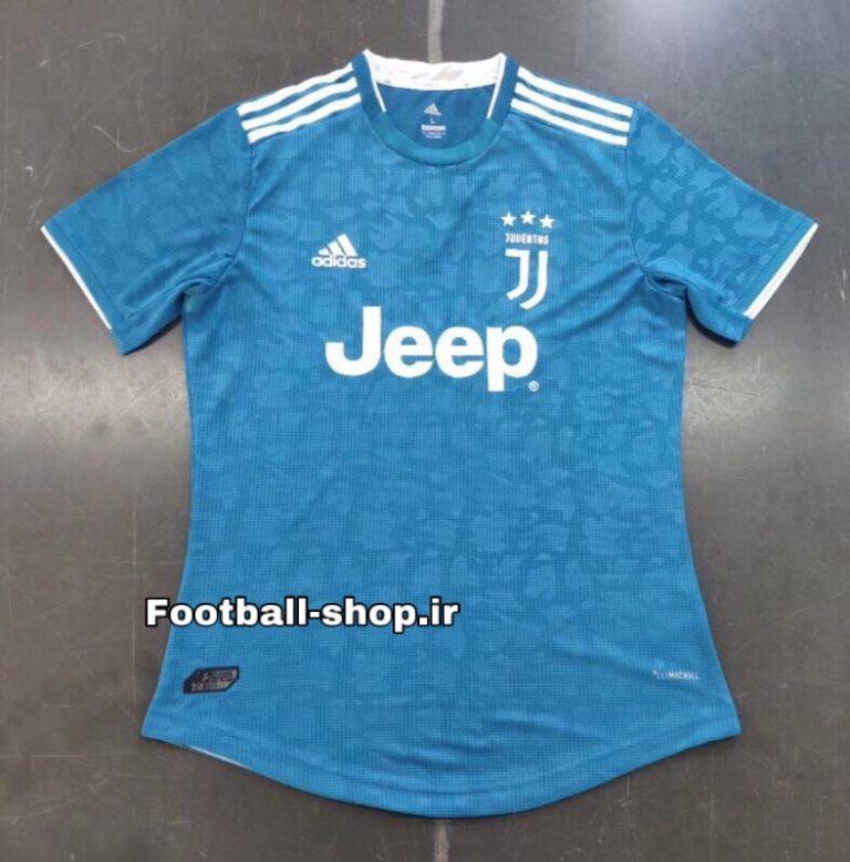 پیراهن سوم ورژن پلیر اورجینال 2019-2020 یوونتوس-بی نام-Adidas-player