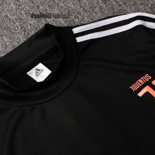 سویشرت شلوار گرید یک +A مشکی 2020 یوونتوس-Adidas