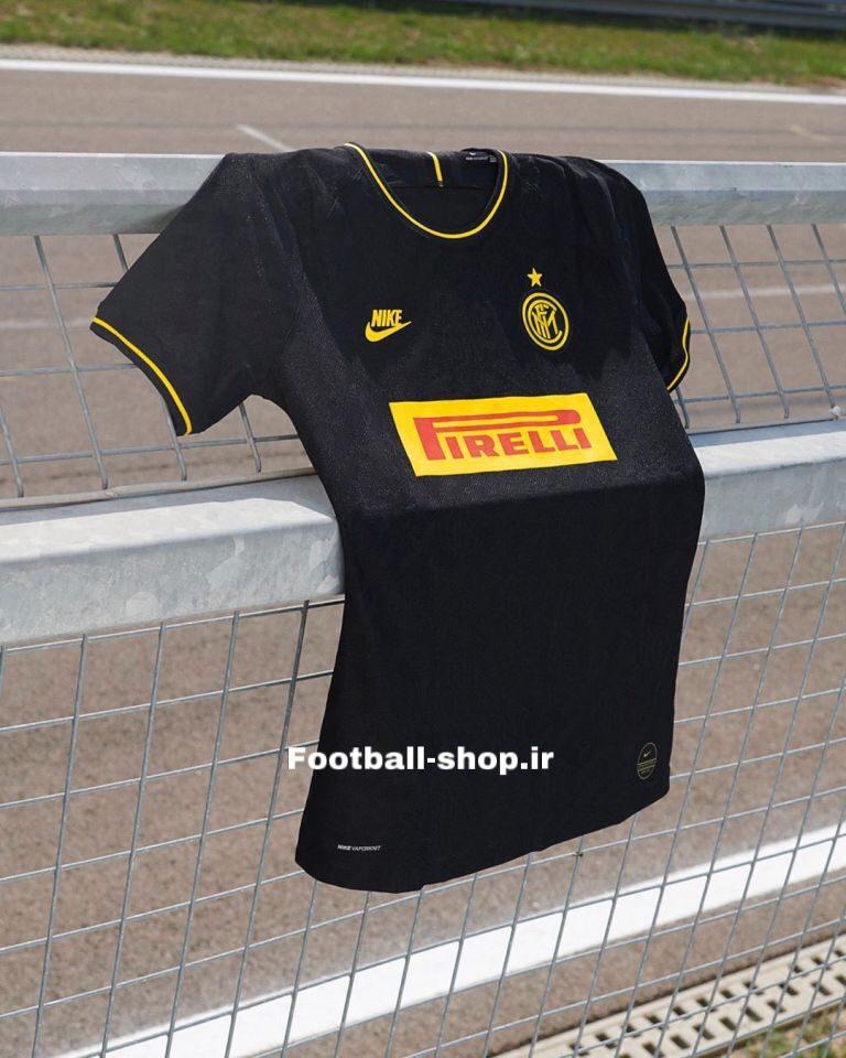 پیراهن سوم گرید یک +A اریجینال 2020 اینترمیلان-Nike