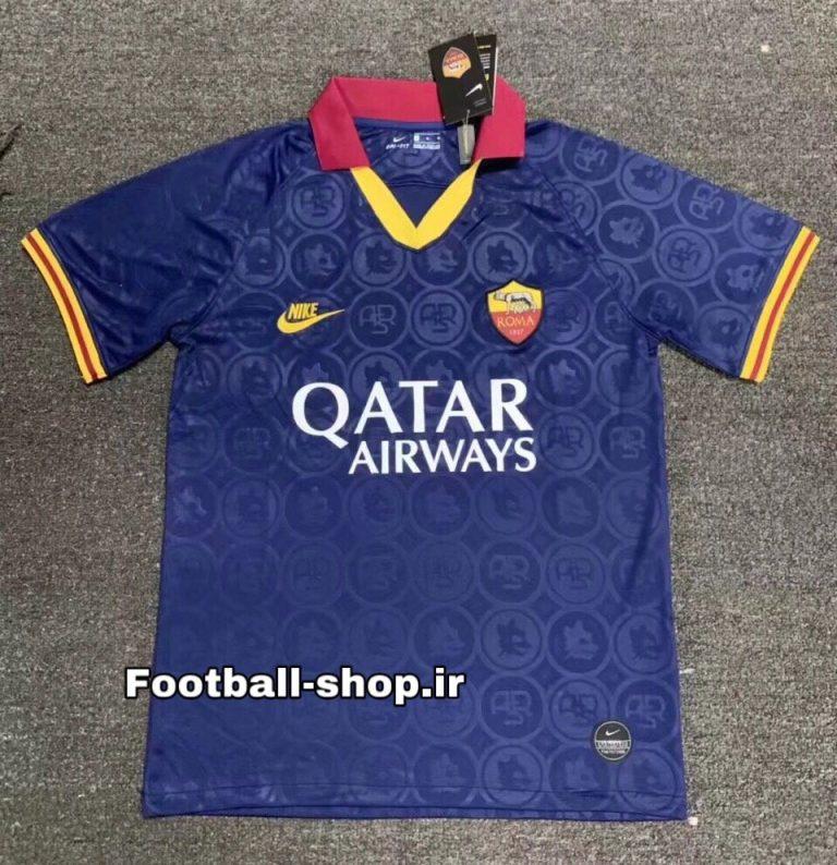 پیراهن سوم گرید یک +A اریجینال 2020 آس رم-Nike
