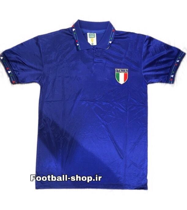 پولوشرت اریجینال کلاسیک لاجوردی 1990 ایتالیا-Puma