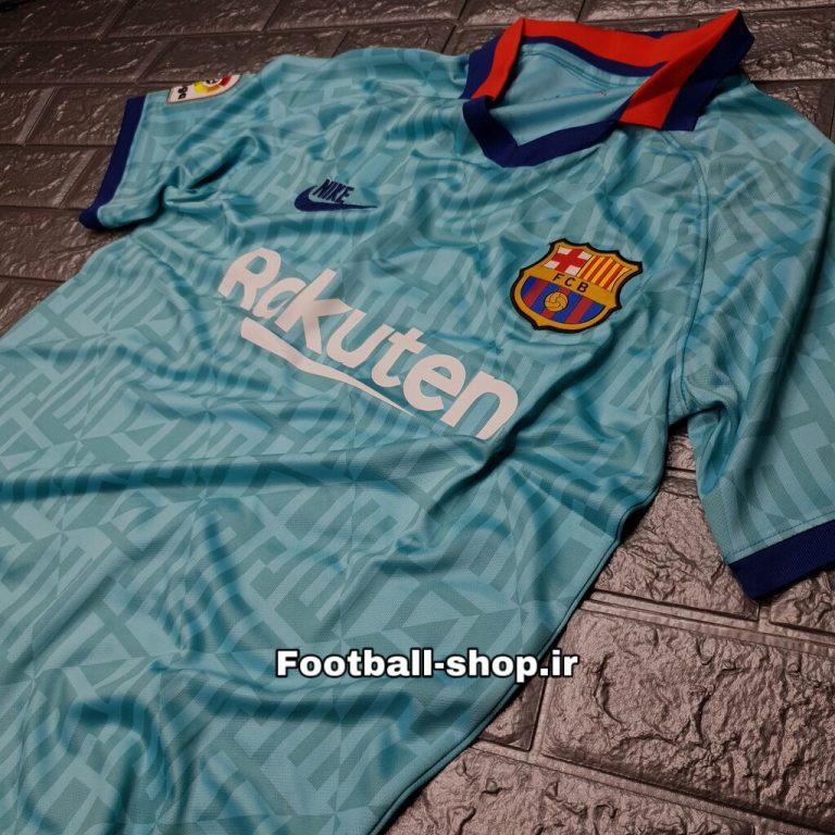 پیراهن سوم گرید یک +A اریجینال 2020 بارسلونا-Nike