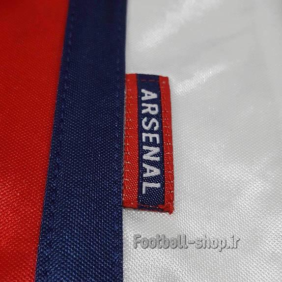 لباس اورجینال آستین کوتاه کلاسیک 1998/99 آرسنال-Nike