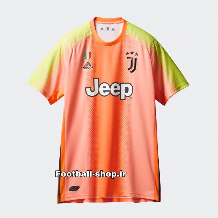 پیراهن گلری نارنجی اورجینال 2019-2020 یوونتوس-Adidas