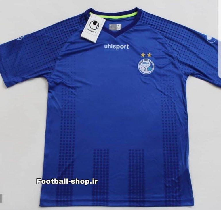 پیراهن اول(نیم فصل دوم)اورجینال 1398-1399استقلال-Uhlsport