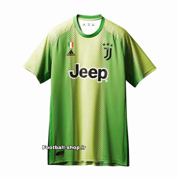 پیراهن دروازبانی سبز اورجینال 2019-2020 یوونتوس-Adidas