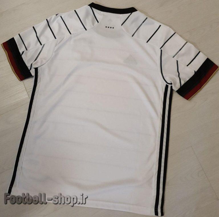 لباس اول آستین کوتاه اریجینال یورو 2021 آلمان-Adidas