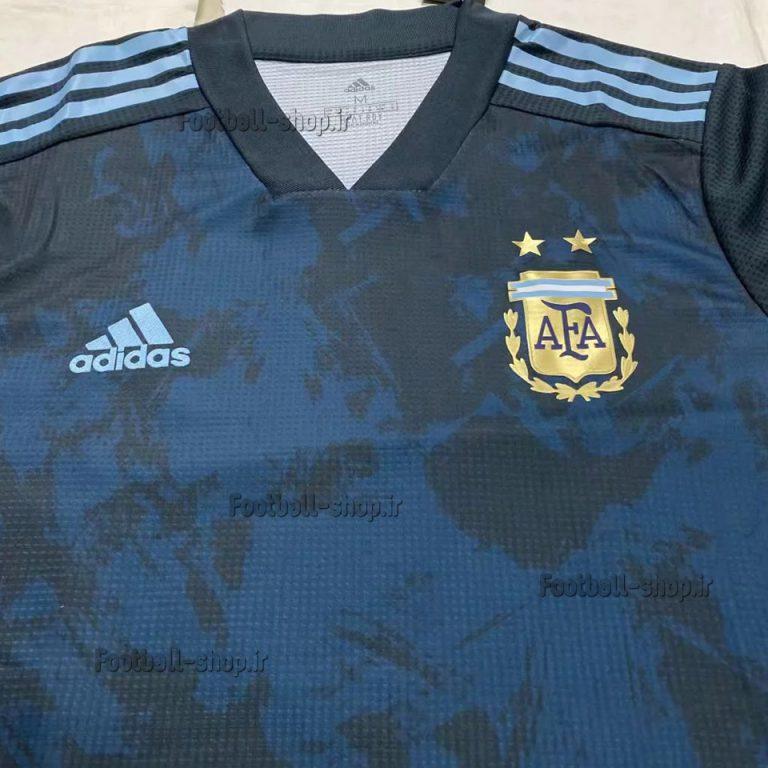 پیراهن دوم اورجینال 2020 آرژانتین-Adidas-ورژن بازیکن(Player)