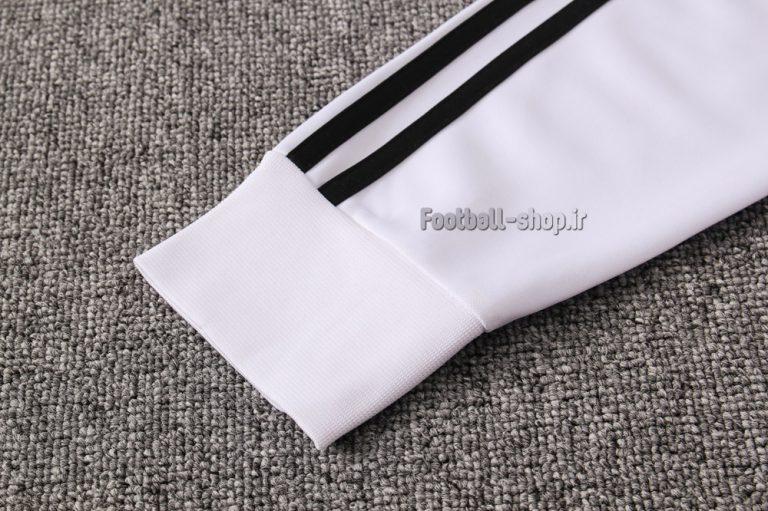 گرمکن شلوار سفید مشکی اورجینال 2020 یوونتوس-Adidas