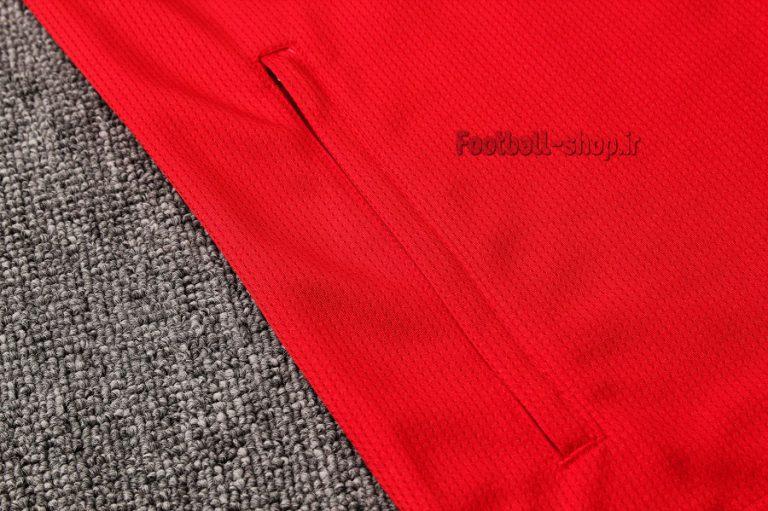 ست سویشرت شلوار حرفه ای قرمزمشکی 2020 اورجینال لیورپول-NB