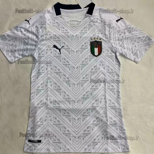 پیراهن دوم اورجینال 2020 ایتالیا-Puma-ورژن بازیکن(Player)