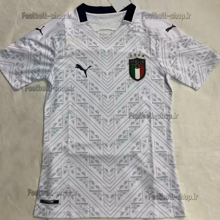 پیراهن دوم اورجینال 2021 ایتالیا-Puma-ورژن بازیکن(Player)