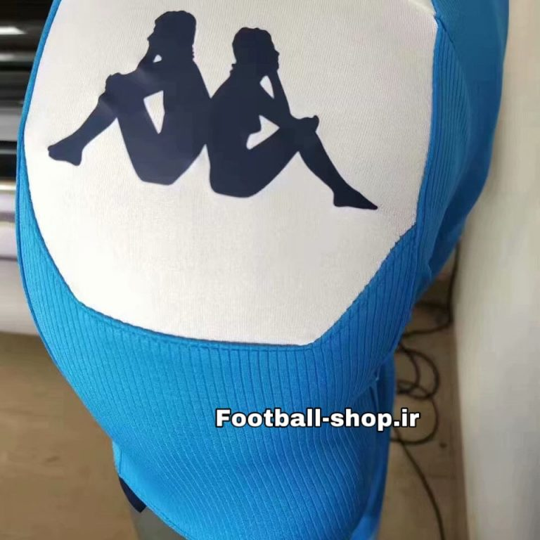 پیراهن اول اورجینال 2020 ناپولی-KAPPA-ورژن بازیکن(Player)