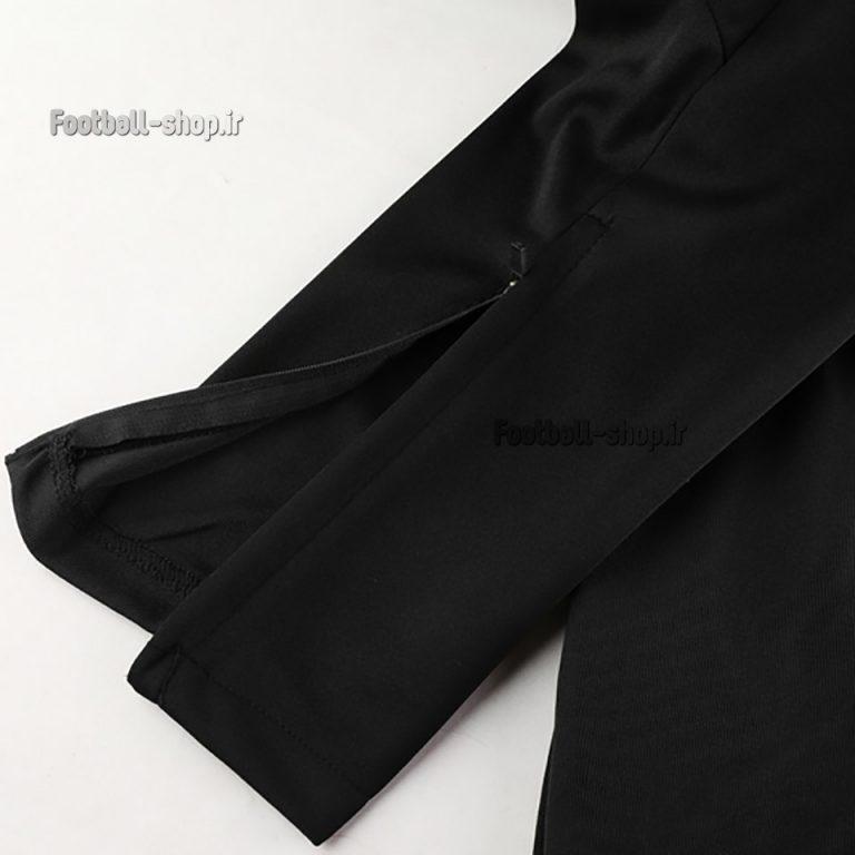 گرمکن شلوار حرفه ای قرمزمشکی اورجینال اتلتیکومادرید2020-Nike