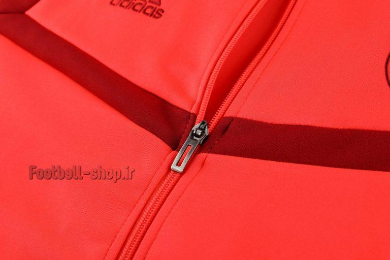 ست گرمکن شلوار حرفه ای قرمز اورجینال بایرن مونیخ 2020-Adidas