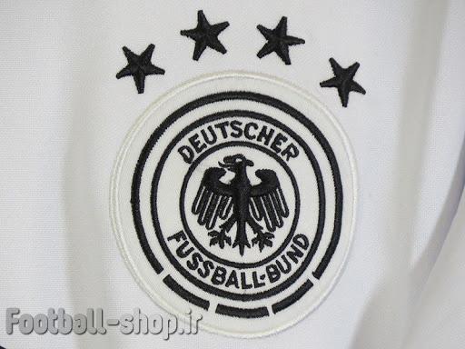 سویشرت شلوارحرفه ای سفیدمشکی اورجینال آلمان یورو2020-Adidas