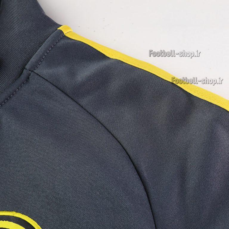 گرمکن شلوار حرفه ای خاکستری اورجینال اینتر 2020-Nike