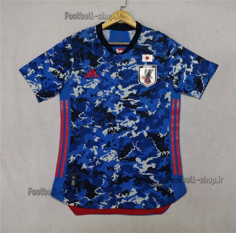 پیراهن اول اورجینال 2020 ژاپن-Adidas-ورژن بازیکن(Player)