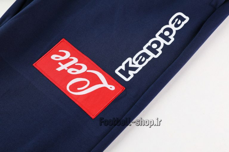 گرمکن شلوار حرفه ای طوسی اورجینال ناپولی 2020-Cappa