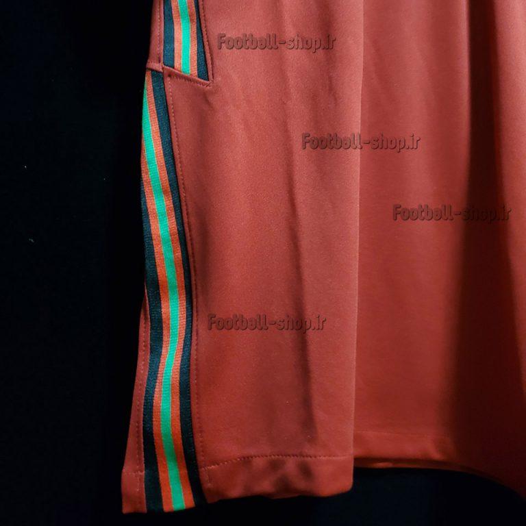 پیراهن اول آستین کوتاه اورجینال یورو 2021 پرتغال-Nike
