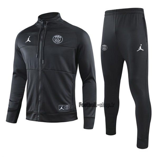 گرمکن شلوار حرفه ای مشکی اورجینال پاری سن ژرمن 2020-Nike