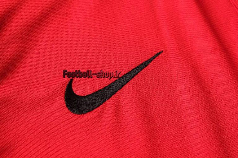 پولوشرت شلوار قرمزمشکی اورجینال 2020 پاری سن ژرمن-Nike