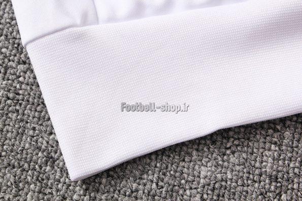 گرمکن شلوار حرفه ای سفید اورجینال پاری سن ژرمن 2020-Nike