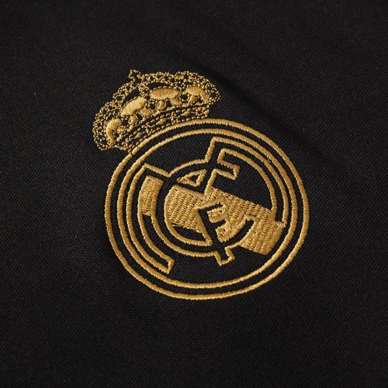 پولوشرت شلوار مشکی اورجینال 2020 رئال مادرید-Adidas