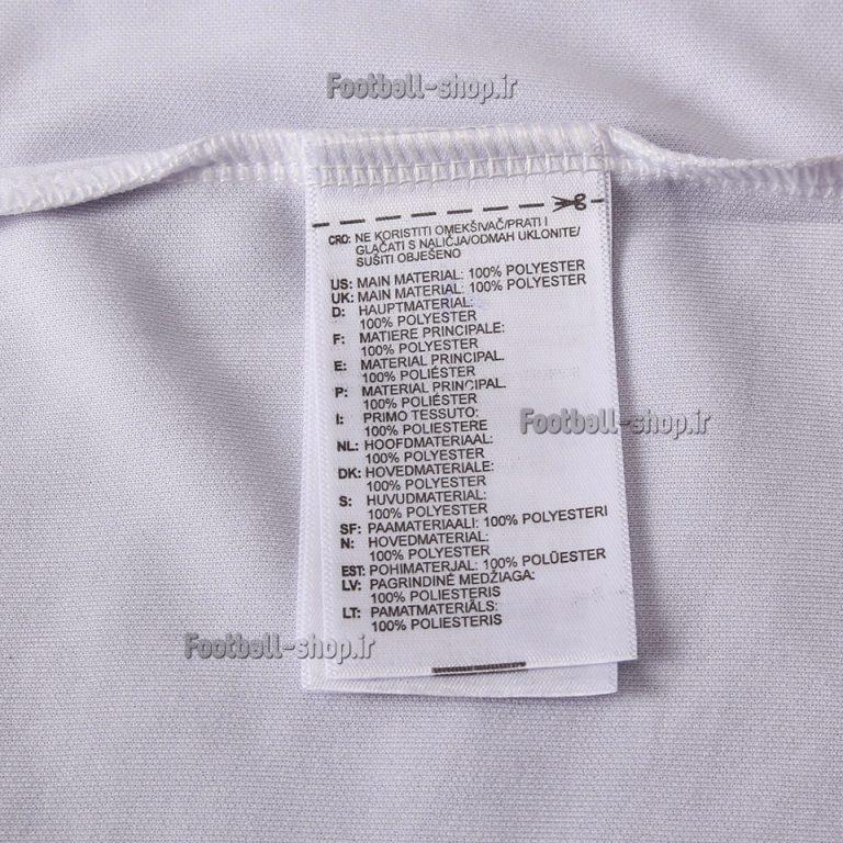 پولوشرت شلوار سفیدمشکی اورجینال 2020 رئال مادرید-Adidas