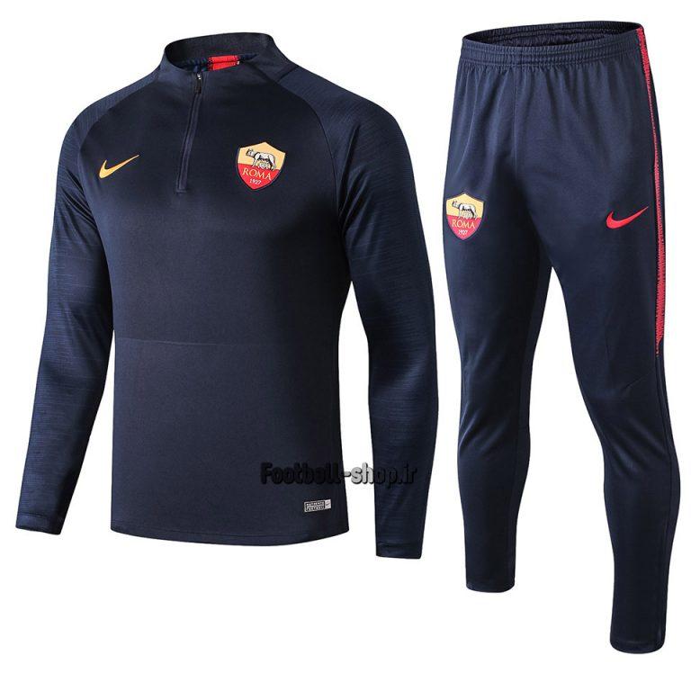 سویشرت شلوار حرفه ای سرمه ای اریجینال آس رم 2020-Nike