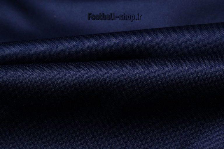 پولوشرت شلوار سبزسرمه ای اورجینال رئال مادرید-Adidas
