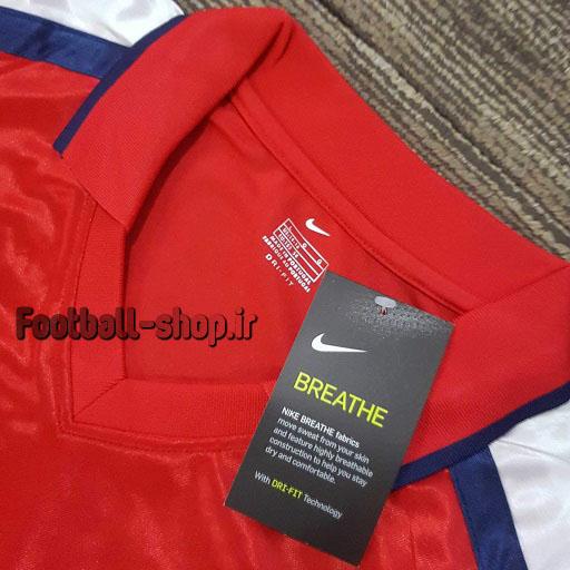 لباس اول اورجینال آستین کوتاه کلاسیک 2000/01 آرسنال-بی نام-Nike