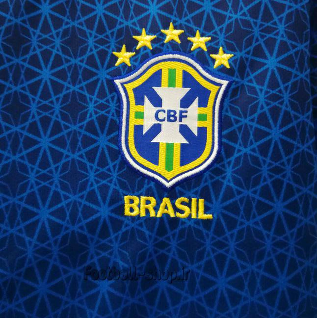 """پیراهن دوم اریجینال گرید یک""""زنانه""""برزیل 2020-Nike"""