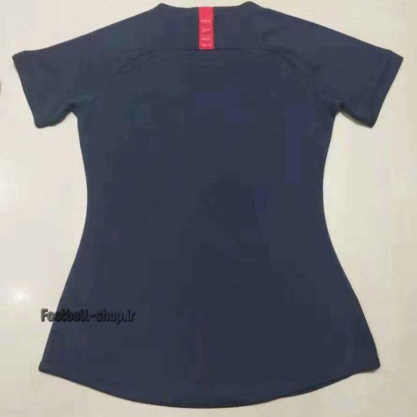 """پیراهن اول آبی مشکی گرید یک""""زنانه""""پاری سن ژرمن 2020-Nike"""