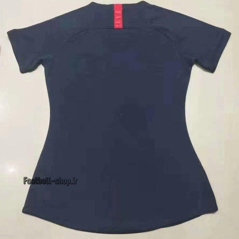 """لباس اول آبی مشکی گرید یک""""زنانه""""پاری سن ژرمن 2020-Nike"""