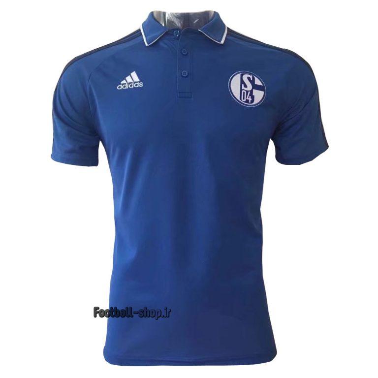 پولوشرت اریجینال گرید یک +A آبی شالکه-Adidas