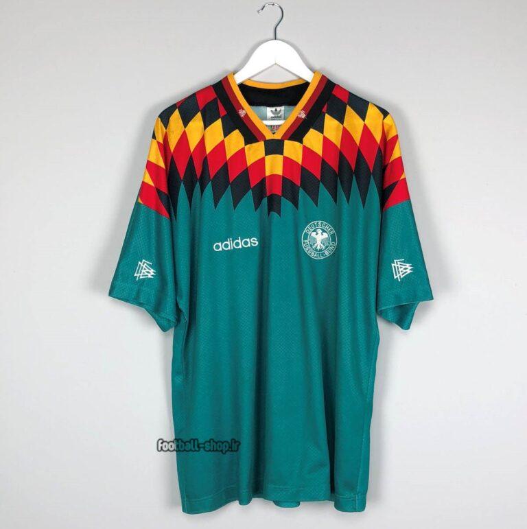 لباس دوم سبز کلاسیک 1994 آلمان اریجینال-Adidas
