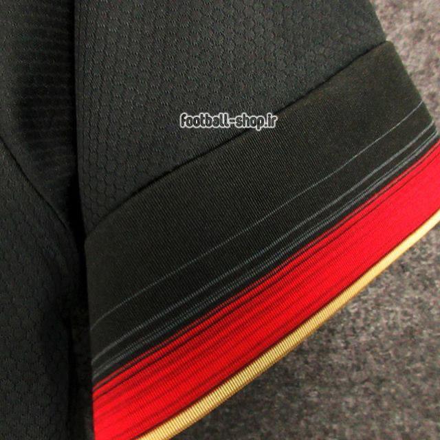 لباس دوم مشکی اریجینال آ پلاس آلمان یورو 2021-Adidas
