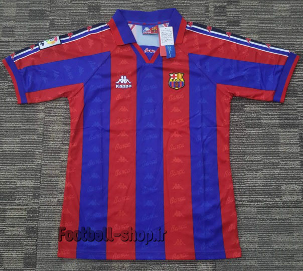 "لباس اورجینال کلاسیک 1996 ""رونالدو نازاریو""بارسلونا-Nike"