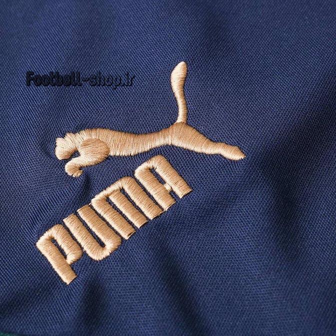 پولوشرت هواداری سبز و سرمه ای ایتالیا 2020-Puma