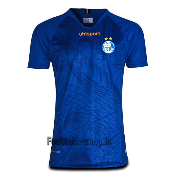 لباس آبی آسیایی استقلال 1399-اریجینال -Uhlsport