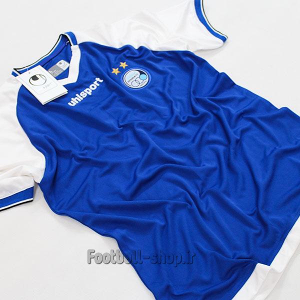 لباس اول آبی استقلال 1399-اریجینال -Uhlsport