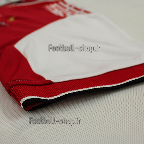 لباس اول قرمز پرسپولیس 1399-اریجینال -Uhlsport