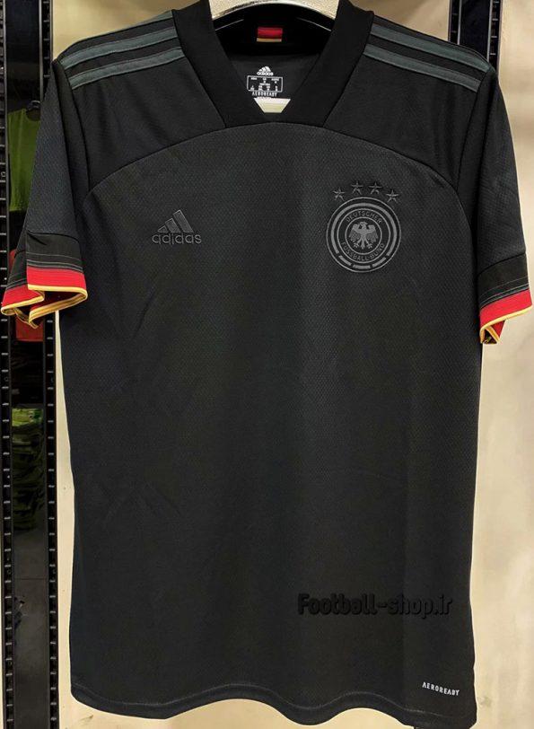 لباس مشکی اریجینال گرید یک آلمان یورو 2021-Nike